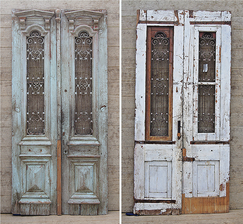 The Door Store In Toronto: Doors From The Past For The Present - Toronto's Door Store: Doors From The Past, In The Present