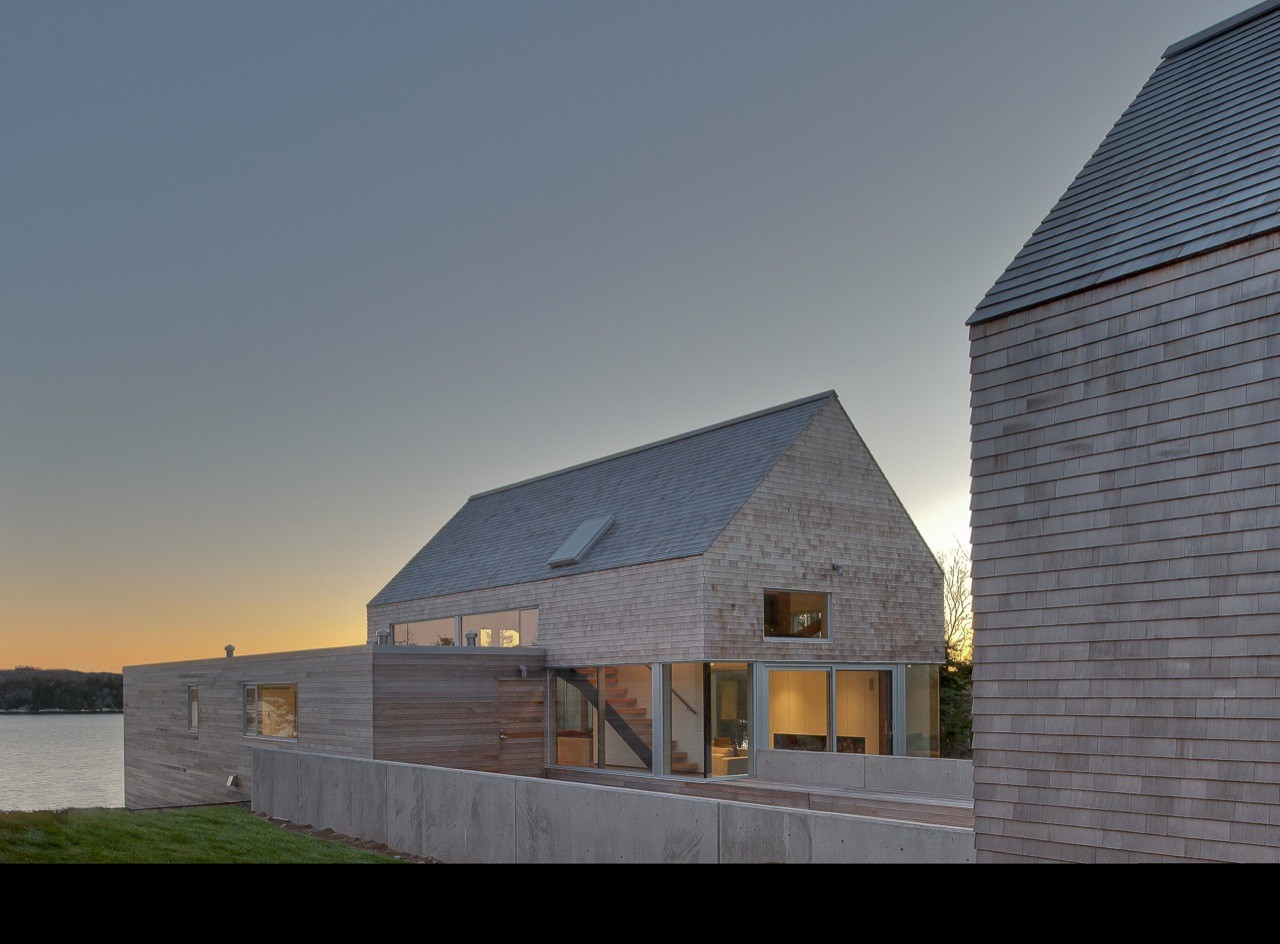 The Martin Lancaster House In Prospect Nova Scotia By