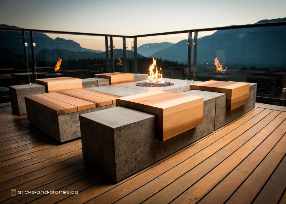Sticks Stones Furniture Interior Design ~ Sticks stones furniture design the perfect canadian