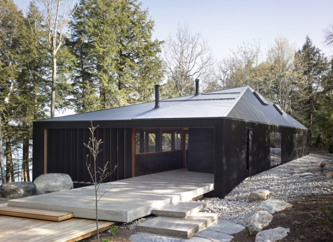 Clear Lake Cottage Ontario Houseporn Ca