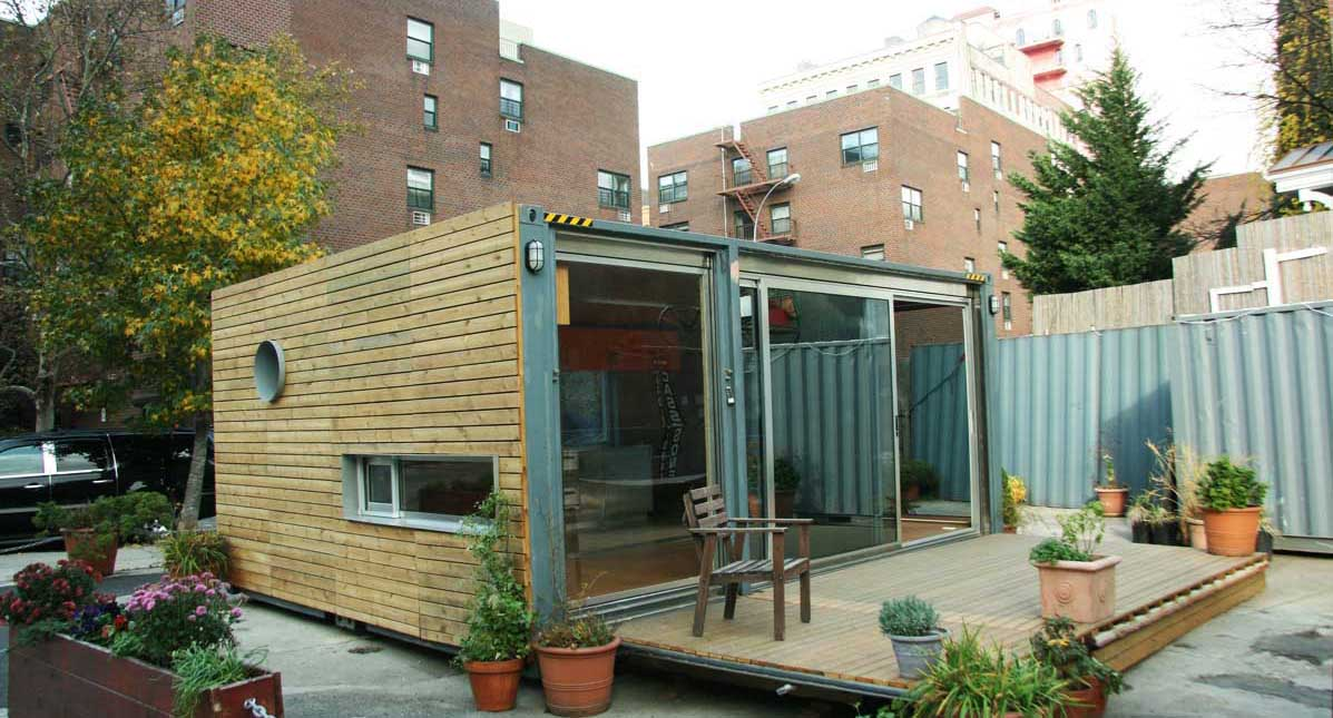 prefabricated homes by torontos meka modular buildings - Shipping Container Homes Canada