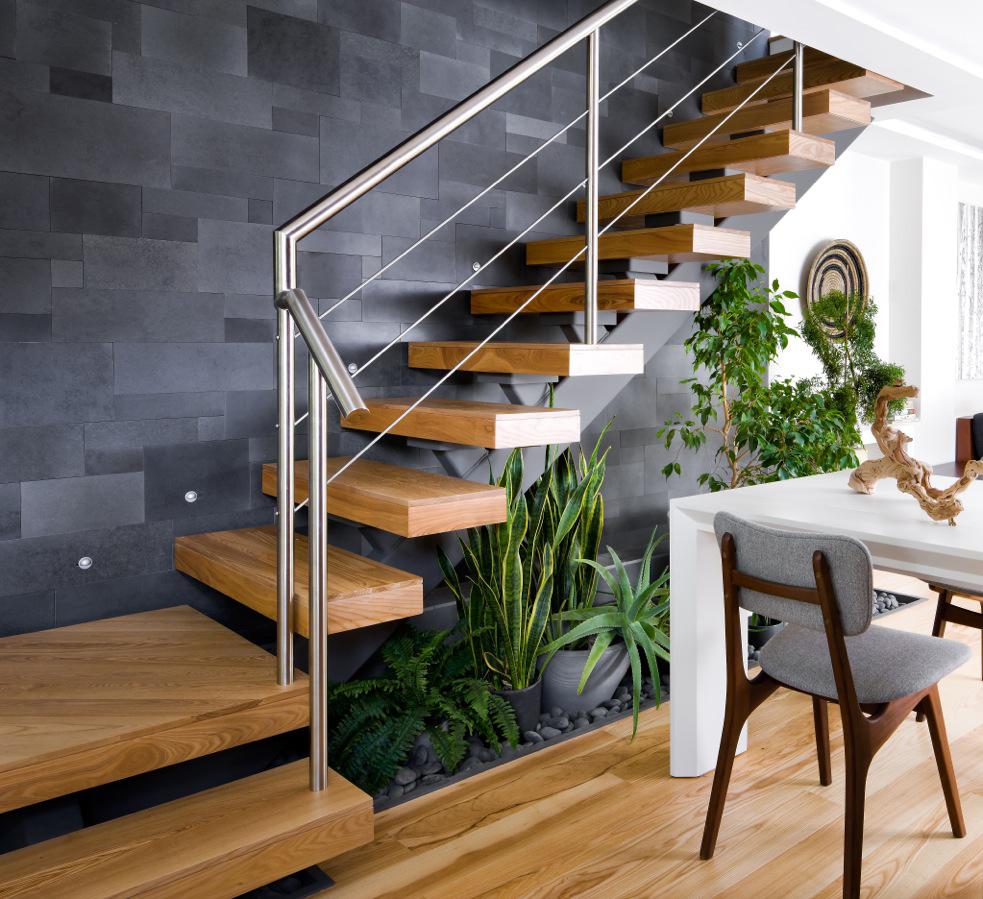 Contemporary Kitchen Townhouse Design Ideas Photos: Qanuk Interiors Designs A Modern Toronto Townhouse