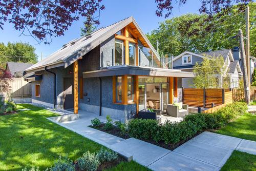 Vancouver S Laneway Homes By Lanefab Design Houseporn Ca