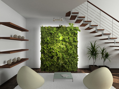 In Addition To Purifying The Air Our Homes And Being A Work Of Art Living Walls Have Energy Saving Property Value Benefits