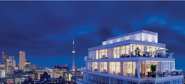 The  U0026 39 Museum Penthouse U0026 39  In Toronto Offered For  12 800 000