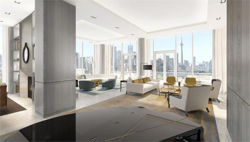 The Museum Penthouse In Toronto Offered For 12 800 000 Houseporn Ca