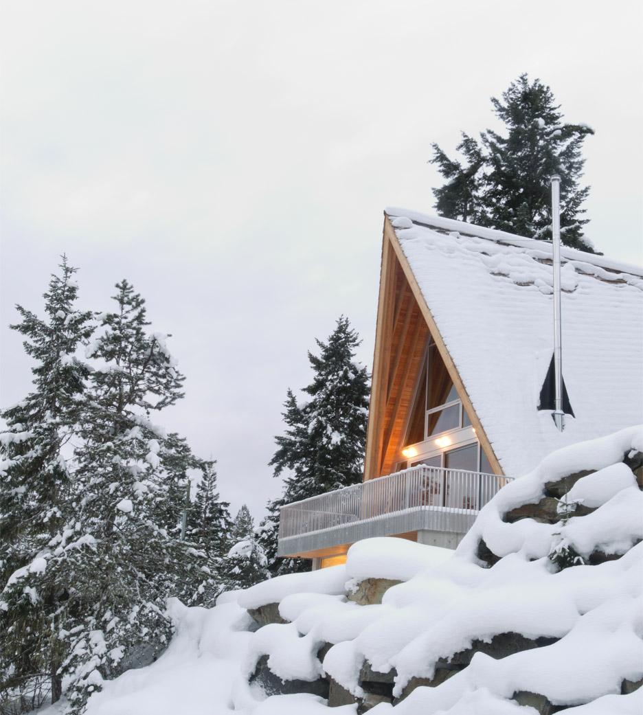Scott scott 39 s winter cabin in whistler bc for Cabine in whistler