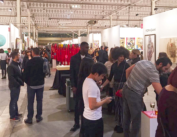 Celebrate The Artist Project Contemporary Art Fair In